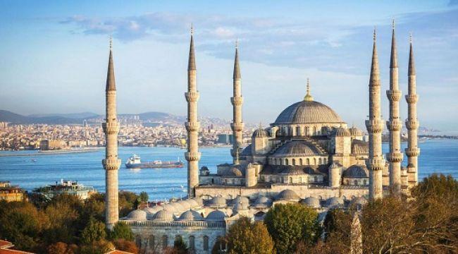 İstanbul emsalsiz bir seyahat rotası