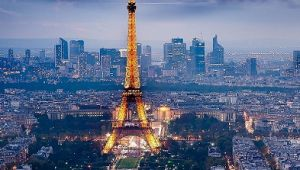 Paris`te Gezilecek Yerler