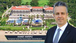 Ahmet Antepli Kempinski Hotel The Dome Belek