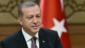 Cumhurbaşkanı Erdoğan: ''Hedefimiz 50 milyon turist.''