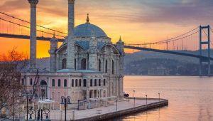 İstanbul'da oda fiyatı 90.8 Euro, doluluk % 68.6..