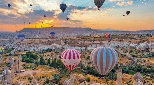 Kapadokya balayı tatili için emsalsiz bir gezi rotası