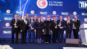 Mehmet Aygün İhracat Şampiyonları arasında zirvede