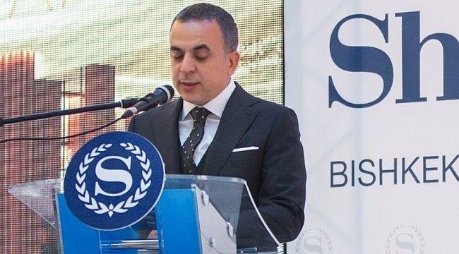 Mıstaçoğlu Grubu Sheraton Hotel Bishkek'i açıyor