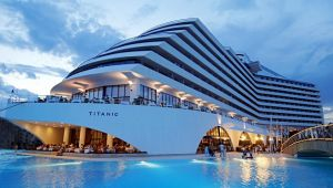 Titanic Hotels'de Muhteşem Yeni yıl Programları