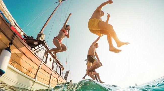 Akdeniz ve Ege'nin güzelliklerine açılan bir tatil