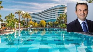 Galip Topal Concorde De Luxe Resort Genel Müdürü