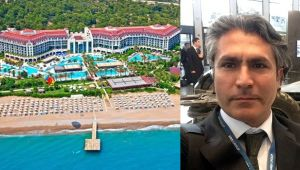 Nashira Resort Aqua & Spa'ya tecrübeli Genel Müdür