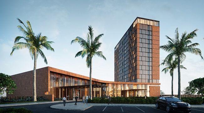 Niamey Otel 2019 yılı Nisan ayında açılacak
