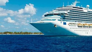 Akdeniz akşamlarında cruise romantizmi