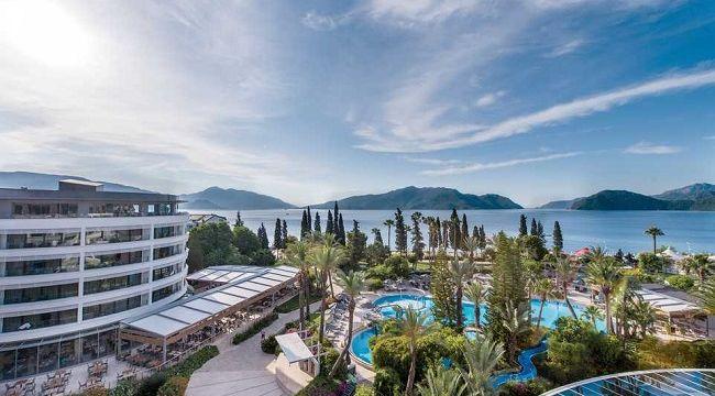 D-Resort Grand Azur Tui'ye satılıyor.