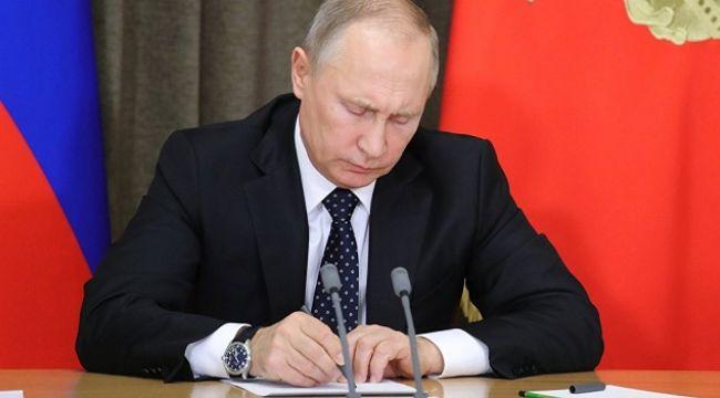 Putin imzaladı vize kaldırıldı.İşte detaylar