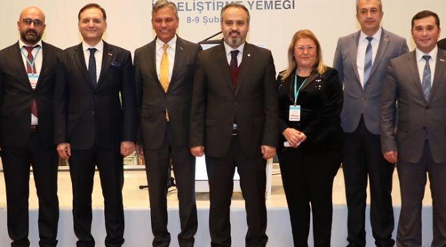TÜRSAB Üyesi Seyahat Acentaları Bursa'da Buluştu
