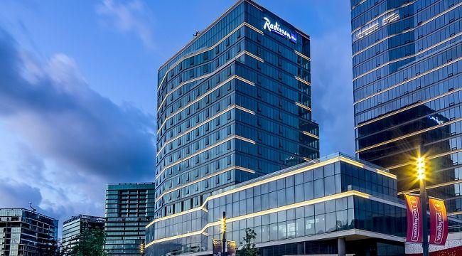 Yeni Radisson Blu, Vadi İstanbul'da kapılarını açtı
