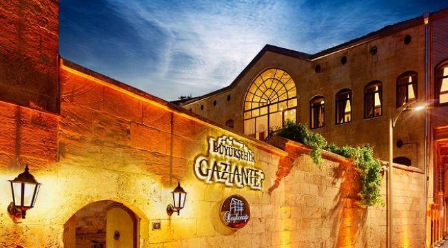 Gaziantep'in en iyi butik oteli: Bey Konağı