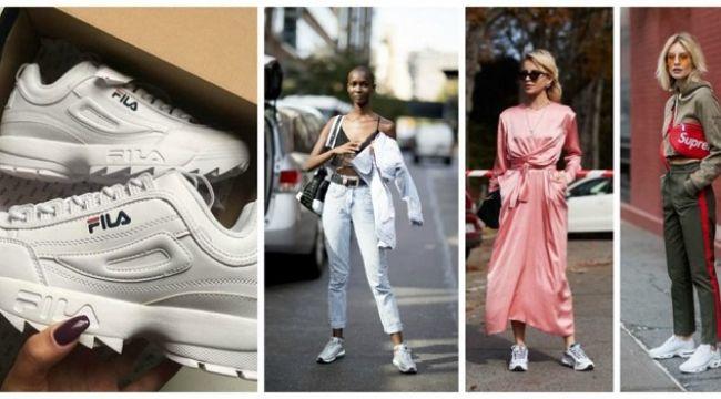 Moda trendleri, tarz ve trend görünmenin yolları..