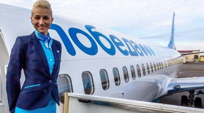 Pobeda Hava Yolları hızlı büyümesini sürdürüyor