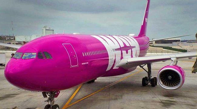 Wow Air tüm uçuşlarını durdurdu.
