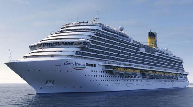 Yüzen Venedik: Costa Venezia