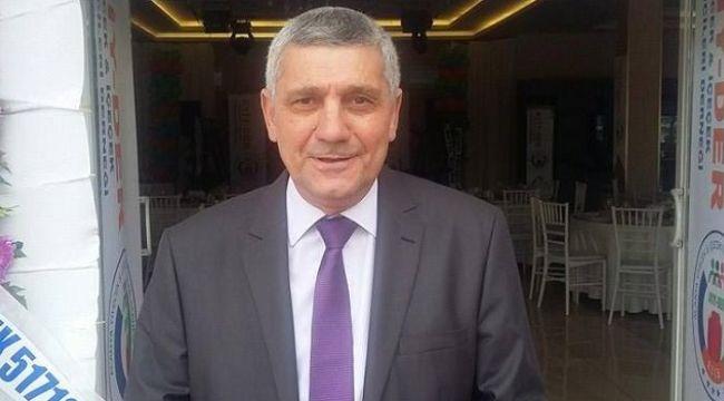 Arif Sağlam Haydar Pasha Palace Hotel'de.