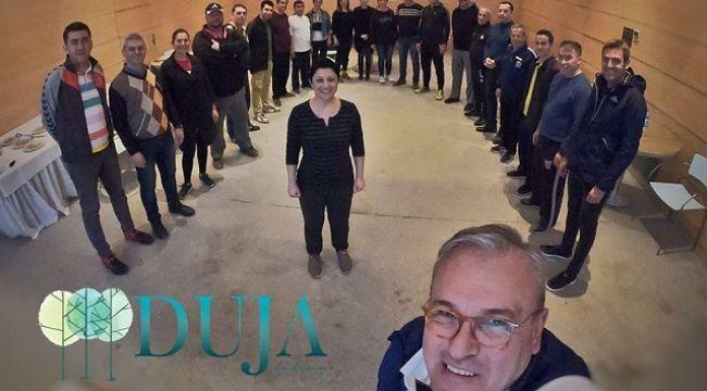 Duja Bodrum profesyonelleri kadrosuna katıyor