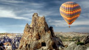 Jolly sizleri Kapadokya'ya davet ediyor.
