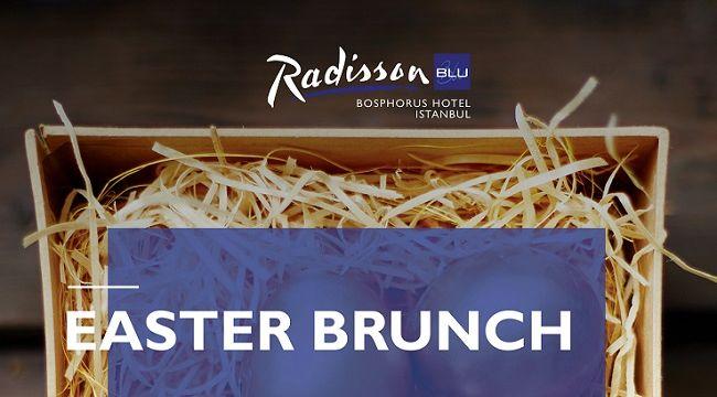 Radisson Blu Bosphorus'ta Paskalya'ya özel lezzetler