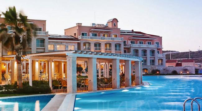 Çeşme Alaçatı'da iyi otel iyi tatil