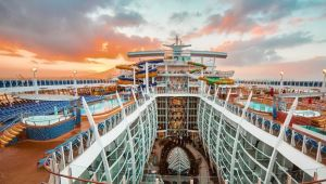 Cruise gemilerinde Polin Waterparks