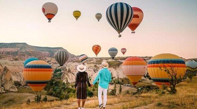 Fransız Seyahat Acentaları Kapadokya'ya geliyor.