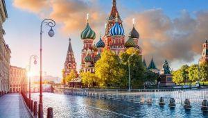 Kendinizi Moskova'nın güzelliklerine bırakın.