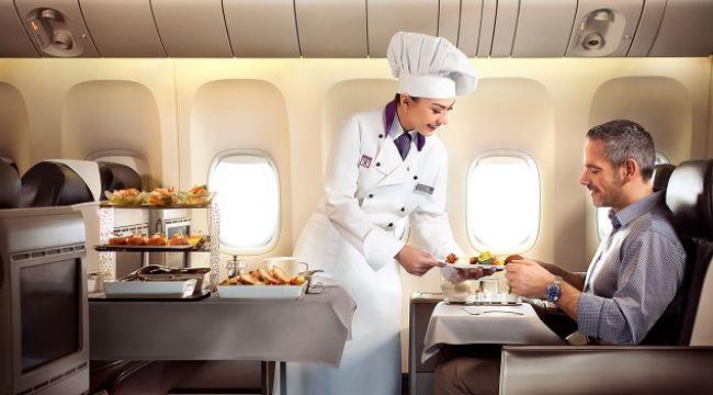 Türk Hava Yolları ve Do&Co anlaşma süresini uzattı.