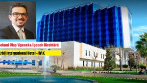 Erbil International Hotel'e tecrübeli isim: Selami Ulaş