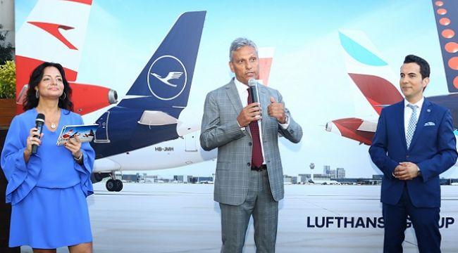 Lufthansa'nın küresel cirosu 35,8 Milyar Euro ..
