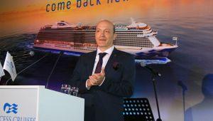 Princess Cruise satış haklarını devretti