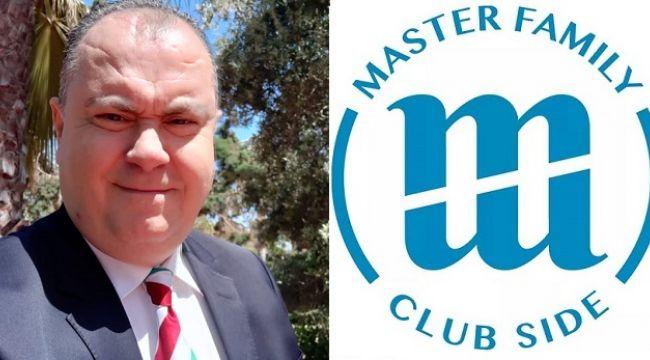 Süleyman Yüce Master Family Club Side Genel Müdürü