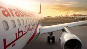 Air Arabia uçuş ağını genişletiyor.