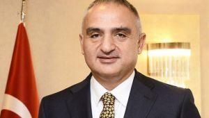 Bakan Ersoy Türkiye'nin Turizm Hedeflerini Açıkladı.