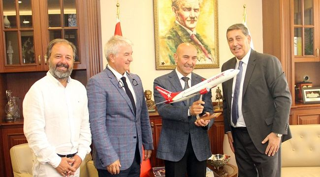 Corendon Turizm Grubu İzmir'e yoğunlaşacak