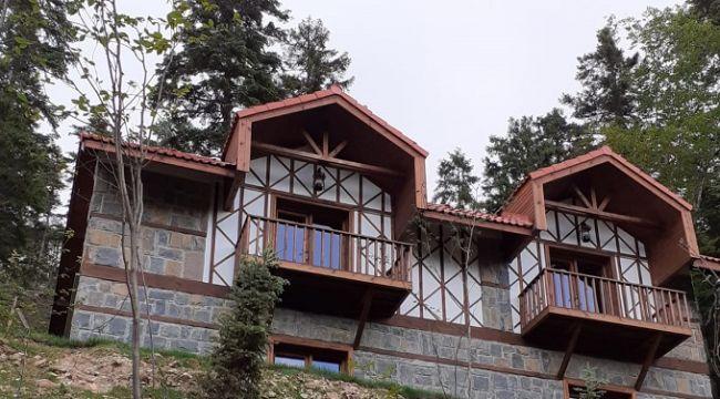 Karadeniz Bölgesinin İlk Resort Konseptli Yayla Oteli.