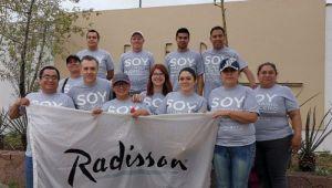 Radisson Hotel Group'tan çocuklar için 480.000 USD