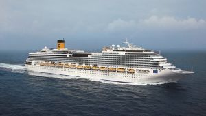 Costa Pasifica Cruise gemisi ile Akdeniz & Sicilya Turu