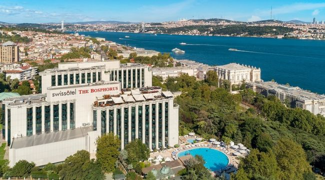 Swissôtel The Bosphorus'a Satış & Pazarlama Direktörü