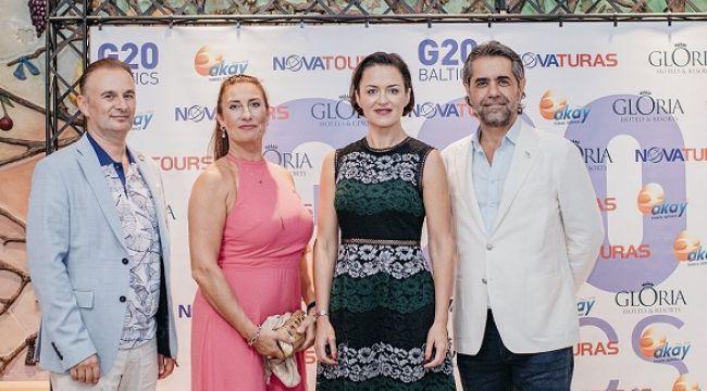 Akay Travel Baltık pazarı'nın lider acentalarını ağırladı