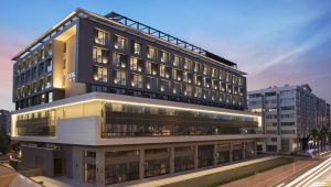 DoubleTree By Hilton Antalya hizmet vermeye başladı
