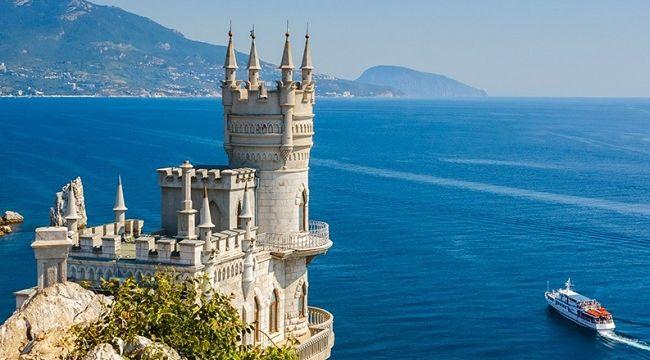 Kırım'da turist rakamları rekor kırıyor