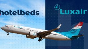 Luxair signs a partnership with Hotelbeds