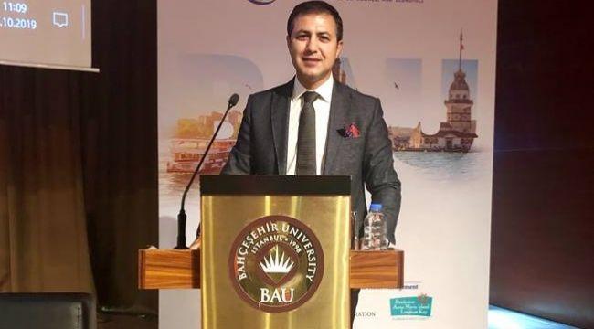 Ali Bilir turizmin makro sorunlarını değerlendirdi.