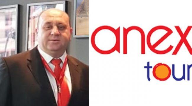 ANEX Tour Mısır Genel Müdürü Ersen Paçalı oldu.