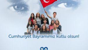 Güler Sabancı'dan Cumhuriyet Bayramı Mesajı.